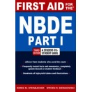 کتاب First Aid for the NBDE Part 1 Third Edition 2012