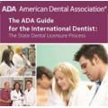 کتاب The ADA Guide for International Dentists: The State Licensure Process